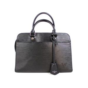 Louis Vuitton Vaneau Epi Leather Handbag